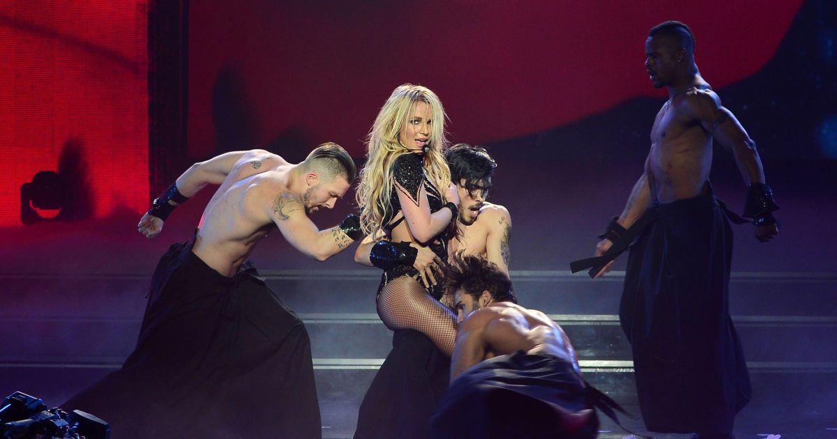 Спірс дала концерт у Вегасі @ Getty Images