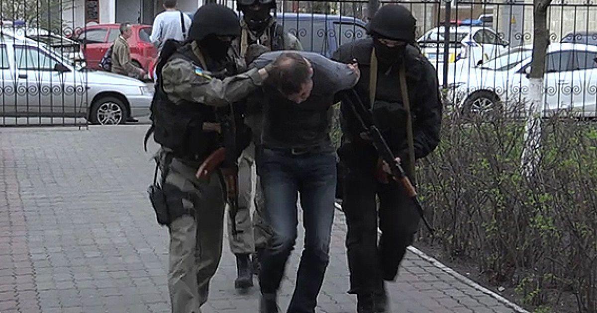 У Києві схопили небезпечного злочинця з Росії, розшукуваного Інтерполом