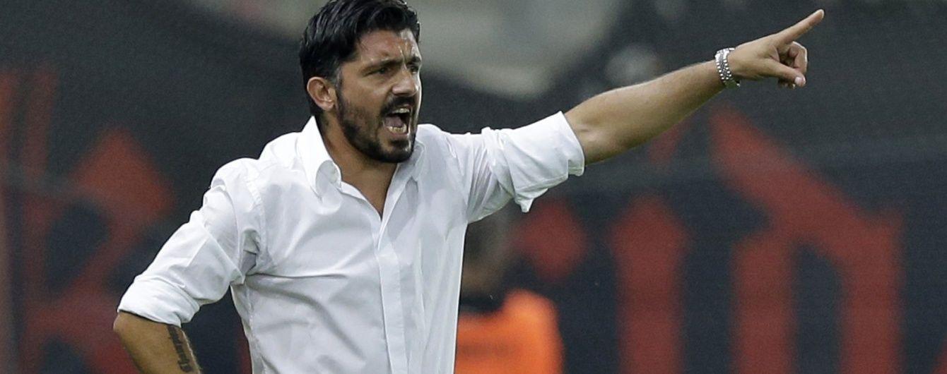 """""""Мілан - не Бред Пітт"""": італійський тренер порівняв свою команду з голлівудською зіркою"""