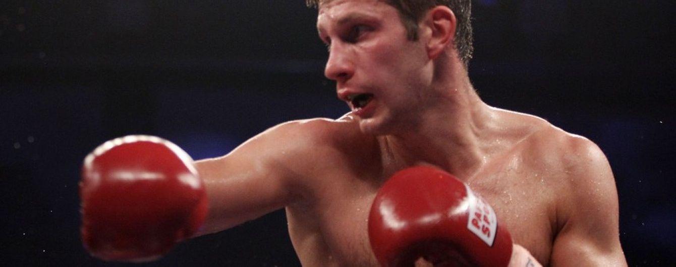 Російський боксер провалив допінг-тест на мельдоній