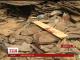 На Закарпатті під час видобутку каміння стався зсув грунту
