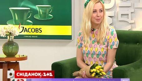 Третий год подряд Тоня Матвиенко празднует день рождения вместе с «Сніданком»