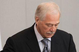 Грызлов покинул переговоры в Минске во время заявления об агрессии РФ в Азовском море – Геращенко