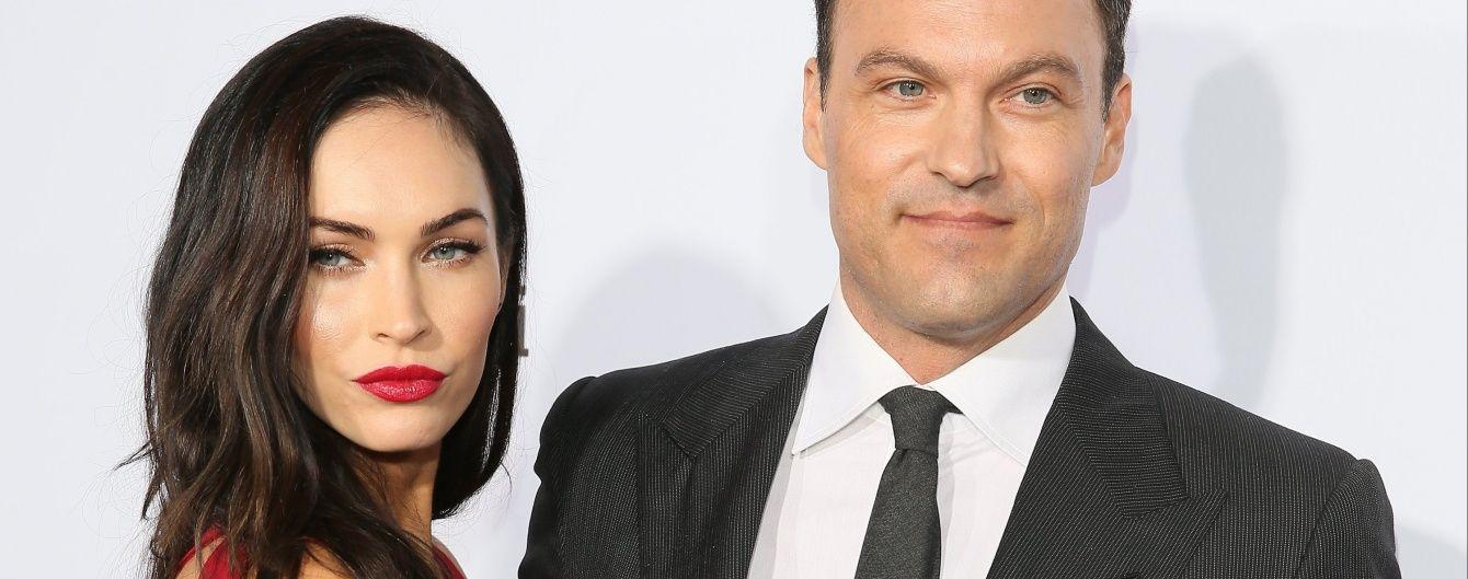 Розлучення відкладено: вагітна Меган Фокс насолоджується відпочинком із чоловіком
