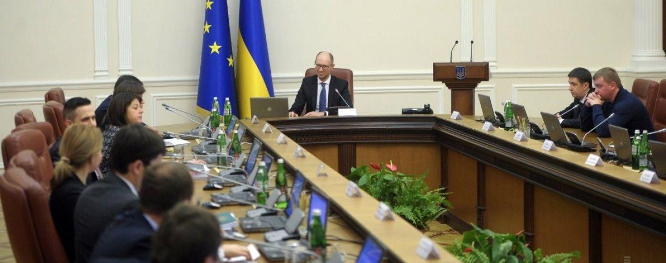 """Мільйони гривень за 17 міністерств: скільки українці """"платять"""" за Кабмін. Інфографіка"""