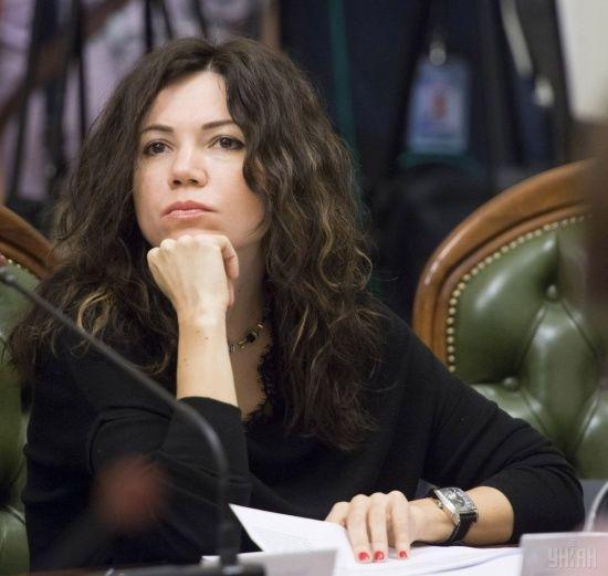 """ДБР викликало на допит Сюмар та її колег з """"Народного фронту"""" у справі про узурпацію влади"""