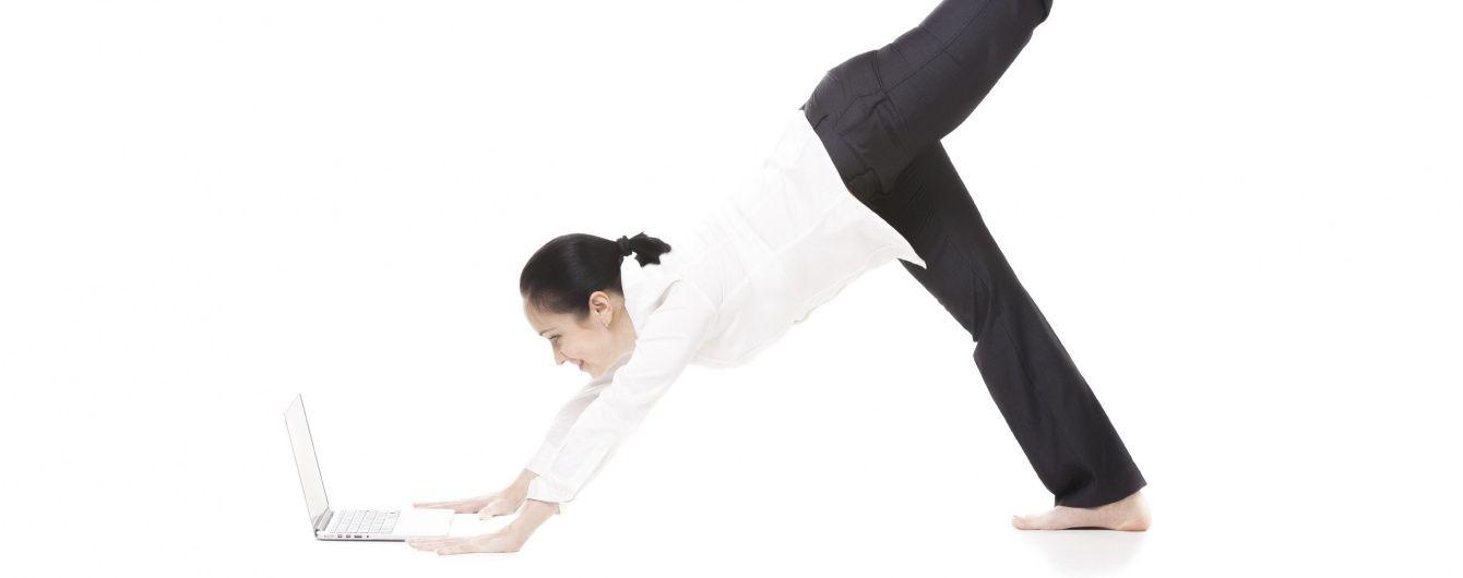 5-минутный стретч-комплекс для поддержания тонуса мышц
