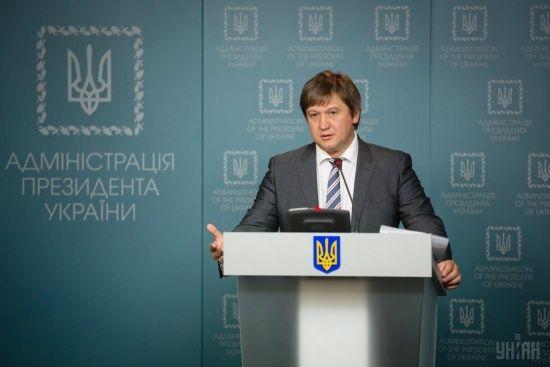Богдан підтвердив розгляд кандидатури Данилюка на посаду секретаря РНБО