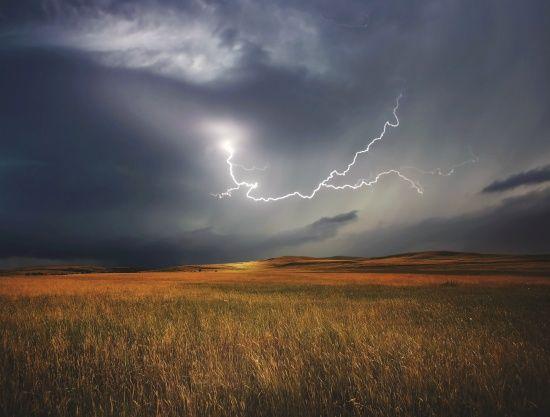 На Укарїну насувається негода. Прогноз погоди на 11 серпня