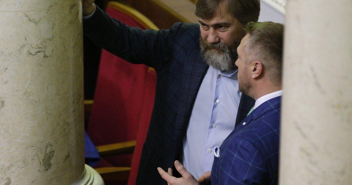 Вадим Новинський @ УНІАН