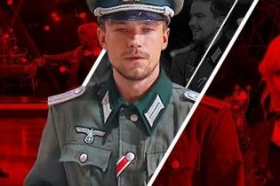 Российский телеканал оскандалился передачей с танцами в нацистской форме