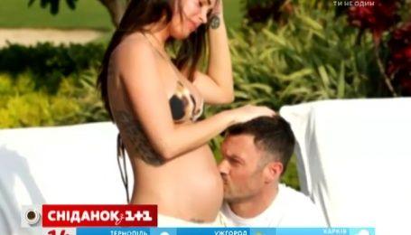 Меган Фокс та Брайан Остін Грін відклали розлучення через вагітність