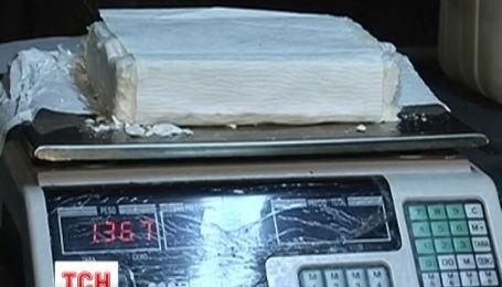 У Колумбії затримали підводний човен з рекордним наркотичним вантажем