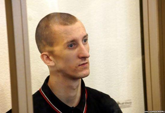 Політв'язня Кольченка запроторили у штрафний ізолятор