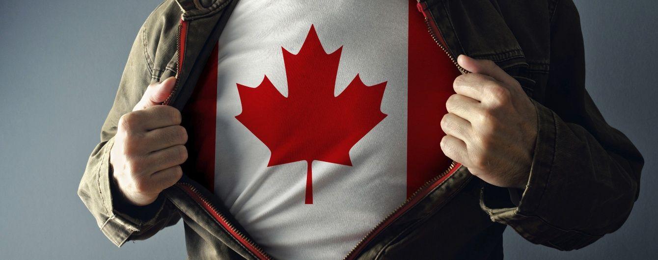 Секс с канадцем