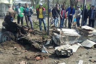 На Херсонщині серед білого дня прогримів потужний вибух, є жертви