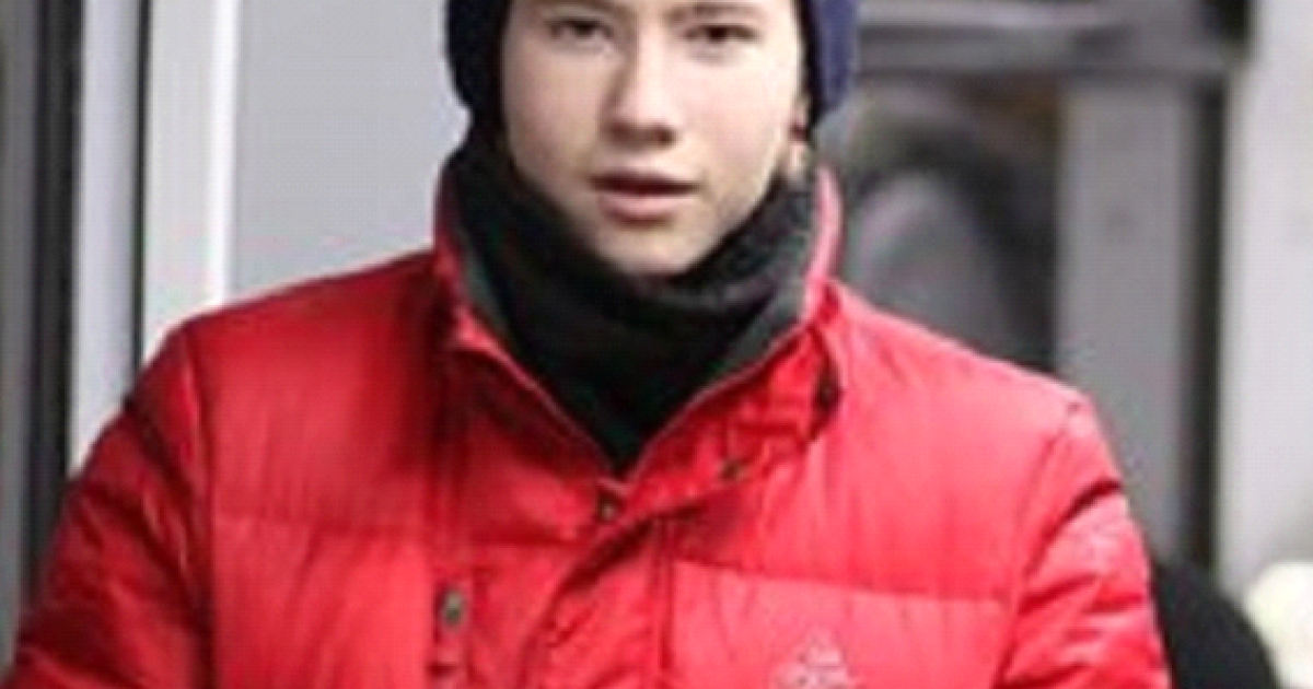 Огородніков Єгор Романович 2002 року народження. @ ГУ Національної поліції в Києві