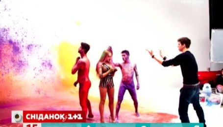 "Певица Алеша сняла клип на песню ""Капли"""
