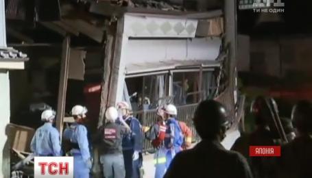 Кількість постраждалих від потужних землетрусів у Японії зростає