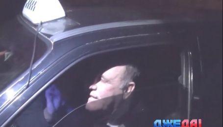 Авария с участием страстной парочки произошла в Одессе