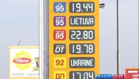Почему топливо в Украине снова дорожает?