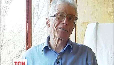 75-летний скалолаз Юрий Василенко установил новый рекорд Украины