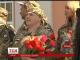 В Белой Церкви встретили бойцов 1 батальона 72 бригады