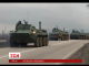 Російські військові в Криму взялися за ракети