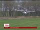 Пілоти малої авіації провели сьогодні повітряну акцію протесту - облетіли Київ та Межигір'я