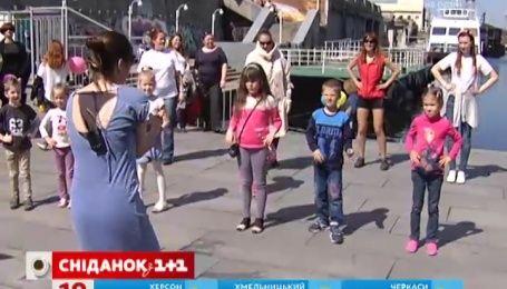 В Киеве состоялся уникальный фестиваль, посвященный еврейской культуре