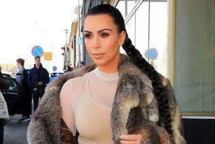 Любимая одежда Ким Кардашьян: звезда реалити в обтягивающих комбинезонах