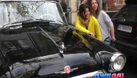 Праздник ретро автомобилей произошел в Харькове