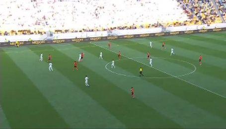 Топ голы 22-го тура УПЛ. Видео гола Веллингтона Нема