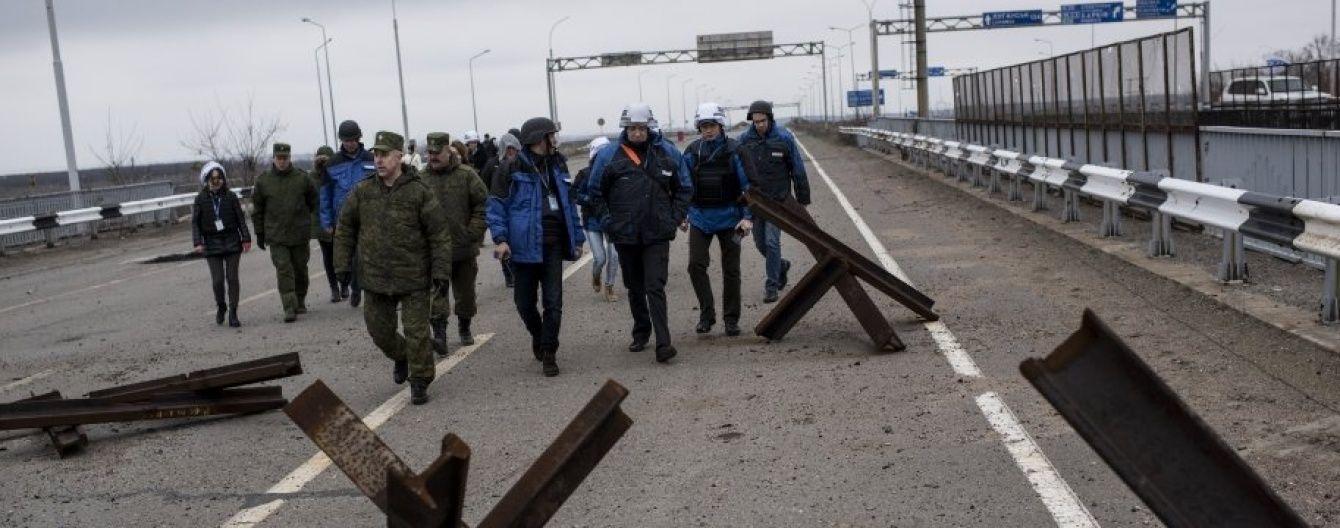 Боевики обстреляли беспилотник ОБСЕ под оккупированным Донецком