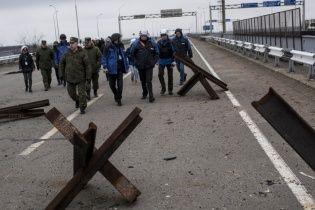 РФ хоче, щоб ОБСЄ узгодила з бойовиками своє озброєння