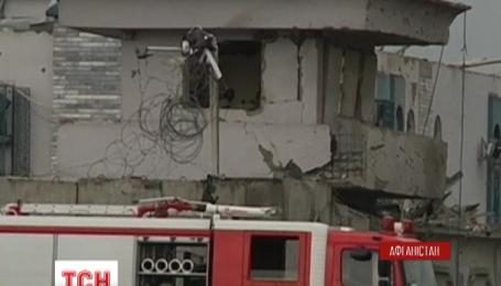 Два вибухи пролунало в середмісті Кабула