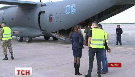 До Литви на лікування відправилися 11 бійців, поранених у боях на території АТО