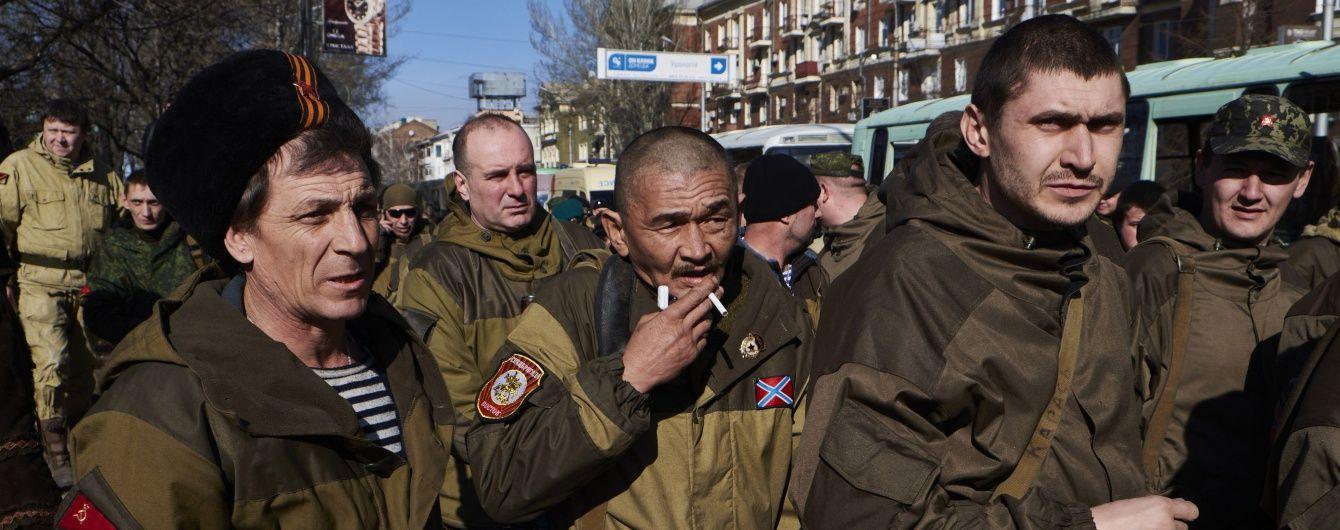 Полком бойовиків на Донбасі керує раніше засуджений російський військовий