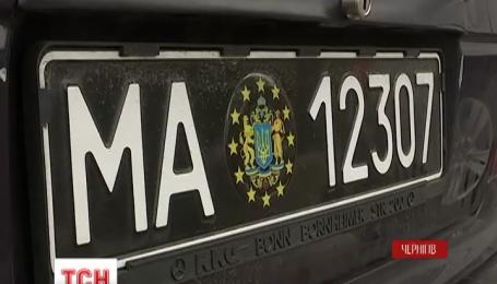Патрульные Чернигова обнаружили в городе подозрительную организацию