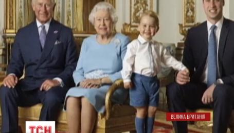 Королева Британии отмечает 90-летний юбилей