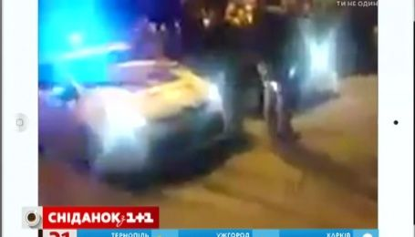 Актуальний інтернет. Одеські поліцейські беруть участь у стріт рейсингу