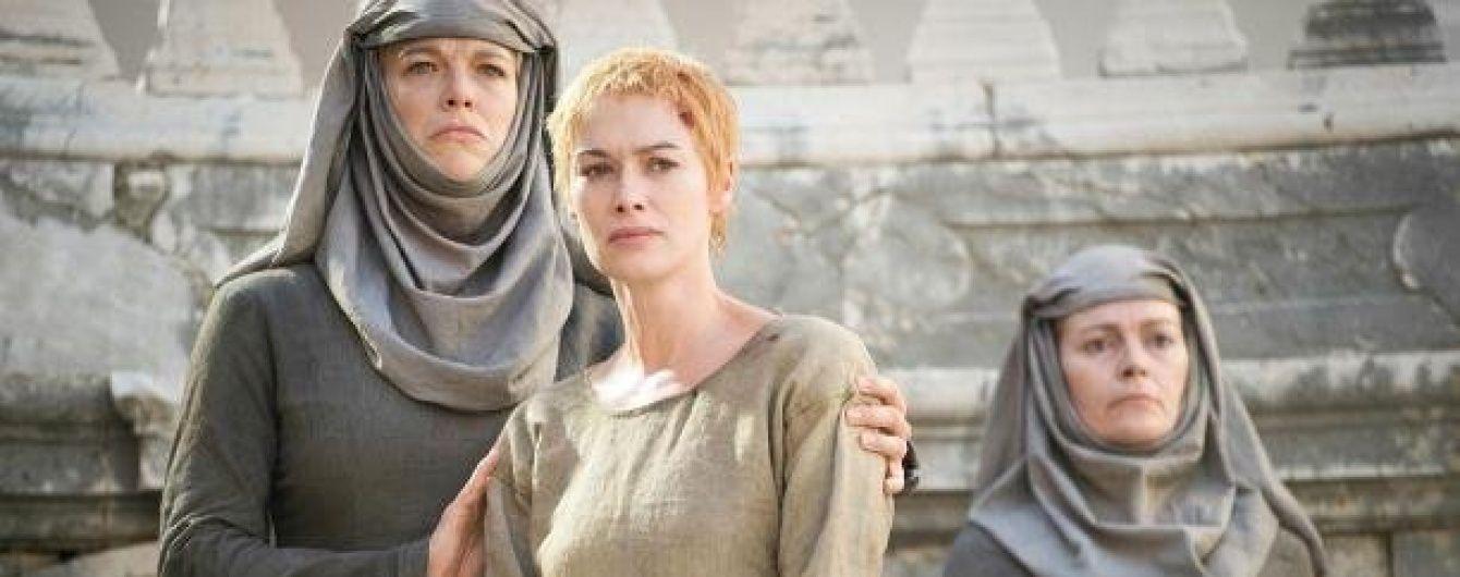 """Зірка """"Гри престолів"""" Хіді розповіла, чому у відвертій сцені ганьби її замінила дублерка"""