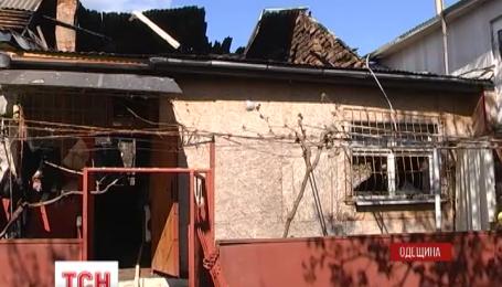 В Одесской области в селе Шабо сгорели 6 детей
