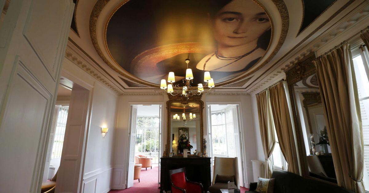 Збірна Чехії базуватиметься у місті тур в готелі Chateau Belmont hotel