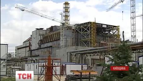 Закінчується будівництво нового укриття над четвертим енергоблоком ЧАЕС