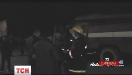 У центрі Генічеська на Херсонщині стався вибух