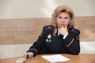 Москальковій не сподобалося, що полонений український моряк розмовляв з комісаром ОБСЄ англійською мовою