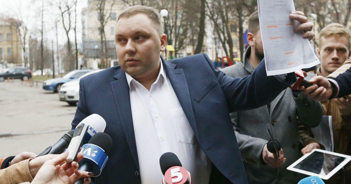 Суд обрав запобіжний захід Пасішнику, якого підозрюють у незаконному впливі на Абромавичуса