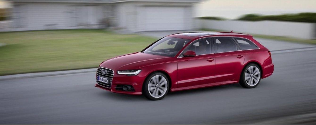 Audi провела рестайлинг A6 и A7 Sportback