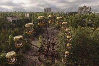 """У Прип'яті запустили """"чортове колесо"""", яке стояло мертвим понад 30 років після вибуху на ЧАЕС"""